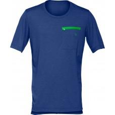 fjørå equaliser lightweight T-Shirt (M) Ocean Swell