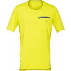 fjørå equaliser lightweight T-Shirt (M) Bitter Lime