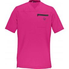 fjørå equaliser lightweight T-Shirt (M)  Grafitti Pink
