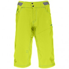 fjørå lightweight Shorts (M)  Bitter Lime